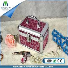 on promotion promotional price customized logo printed acrylic clear cube makeup organizer drawer display