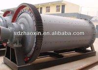 High efficiency grate ball mill machine