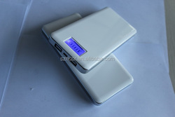 Low price promotional power bank 8000mah for ipad