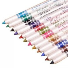 Menow Waterproof Eyeliner Pencil 12 colors/Bag