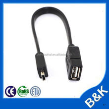Lissabon double micro usb data cable for computer