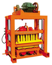 Small Cheap Cement Brick Making Equipment For House Building