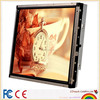 17 inch industrial touch screen monitor , waterproof elo touch controller and monitor