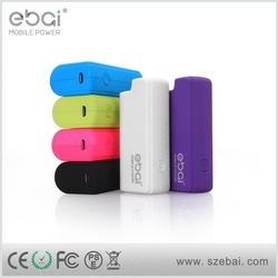 2014 hot sell 2000 mah power bank universal external portable mobile power