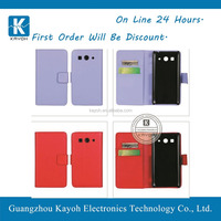 [kayoh] top quality auto wake function pu leather case for huawei mate7