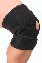 New product health care magnetic infrared knee support