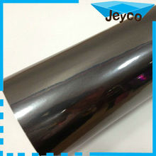 JEYCO Black chrome vinyl car wrap, blue chrome vinyl, red chrome vinyl wrap
