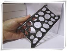 Back Cover for iPhone 6 4.7 inch Carbon Fiber Polishing Matte Case Hollow Out Design for iPhone 6 Fibra De Carbono Case