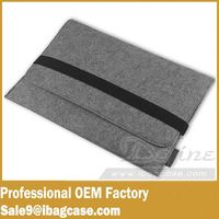 The Unisex Slim Felt Cover