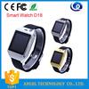 3G GPRS bluetooth smart watch with camera phone watch with sim