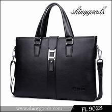 2015 mens leather messenger bag for business man FL 9028