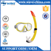Professional Silicone Frameless Mask & Snorkel