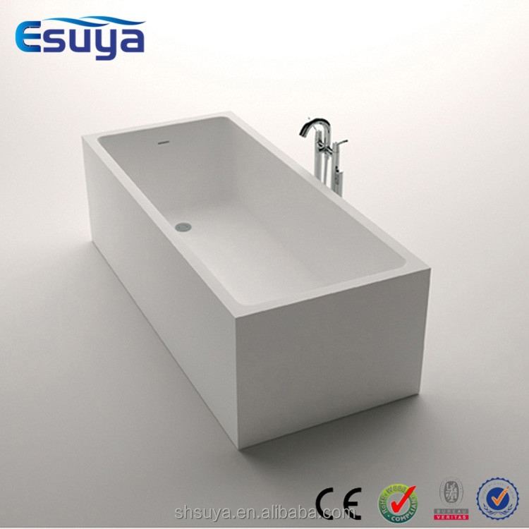 Custom size bathtubs freestanding acrylic baths acrylic for Best acrylic bathtub to buy