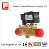 air compressor refrigeration water solenoid valve