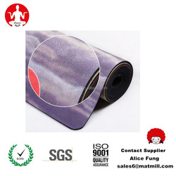 Wholesale Eco-friendly Anti slip extra thick yoga mat custom label wholesale
