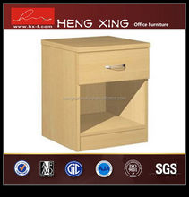 Alibaba china design steel and wood pedestal drawers