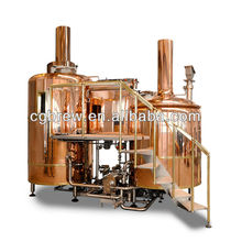 CG-1000L of micro brewery equipment