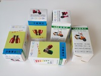 promotional 2015 new style customizable little paper packaging box for cup, comestic, light tube