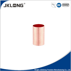 J9016 forged copper slip coupling plumbing compression fittings