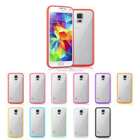Stylish TPU Bumper Back Protective Case Cover for Samsung Galaxy S5