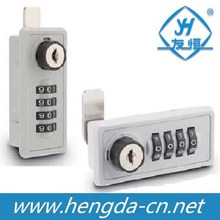 Zinc Alloy ABS digital combination lock for lockers