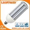 Halide flood light replacement LED Corn Light as replacement E27 E40 base