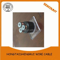 Cu / Al Conductor 1.5mm2 2.5mm2 4mm2 6mm2 10mm2 Wire Electrical House Wiring Materials