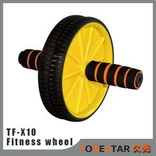 NEW Perfect Fitness Ab Pro Workout Abs Abdominal Exercise Wheel Roller