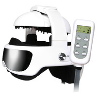 Distributors wanted Air Pressure Heated Acupuncture acupoint relieve headache electronic vibration personal massager