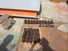 Durable Máquina Mano Presser para hacer briquetas de madera