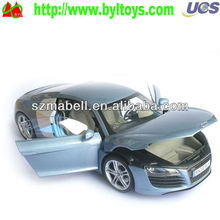 1:18 scale polyresin new car model