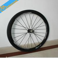 New 700C Carbon clincher rims T700 Toray full carbon fiber road wheels 50mm
