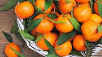 fresh mandariene