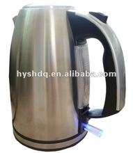 2012 2.0L big Stainless Steel electrical kettle