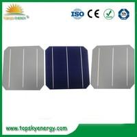 3-bus bar mono solar cells 156x156 for solar panel