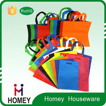 Promotional customized size&logo non woven bag hot new products for 2015 non woven tote shopping bag