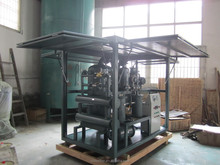 Double-Stage Vacuum Insulating Oil Cleaning Machine