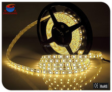 amber flexible 5050 waterproof led strip light