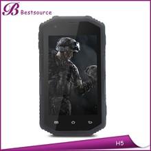 China Wholesale Factory Price 4INCH 3G Phone Call Dual Sim Card Rugged Phone