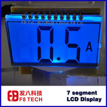 custom mini programmable lcd display