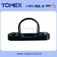 black plastic water line pipe fittings