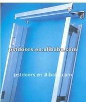 knock down packing steel door frame,galvanized steel door jamb