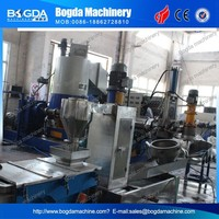 PE/PP Pellet Making Machine For Film/PP Woven Bag Recycling Line