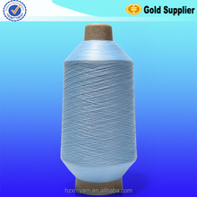 Factory Direct wholesale best toughness twisted dyed spandex yarn for sewing drawstring bag