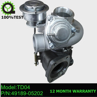TD04 Turbocharger 49189-05210 , 49189-05200 , 49189-05211 for Volvo-PKW S60 I 2.4 T