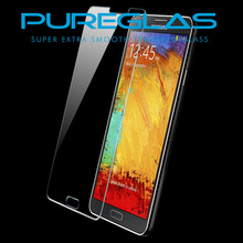 Top selling anti-scratch tempered glass screen protective film for Samsung note3