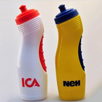 850ml new style portable plastic exotic bottles made in bottle factory