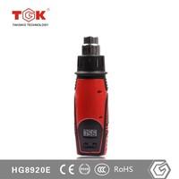Ceramic Core Heating Element LCD Temperature Display pvc Welding Gun
