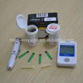 azúcar en la sangre de equipos de medición