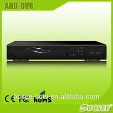 Ip/ahd analógica cámara compatible h. Ahd 264 dvr 8 canales